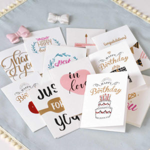 A collection of our professionally designed greeting cards